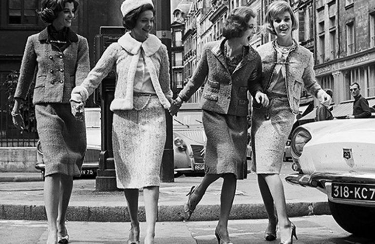 El tweed de Chanel en el mundo de las moquetas