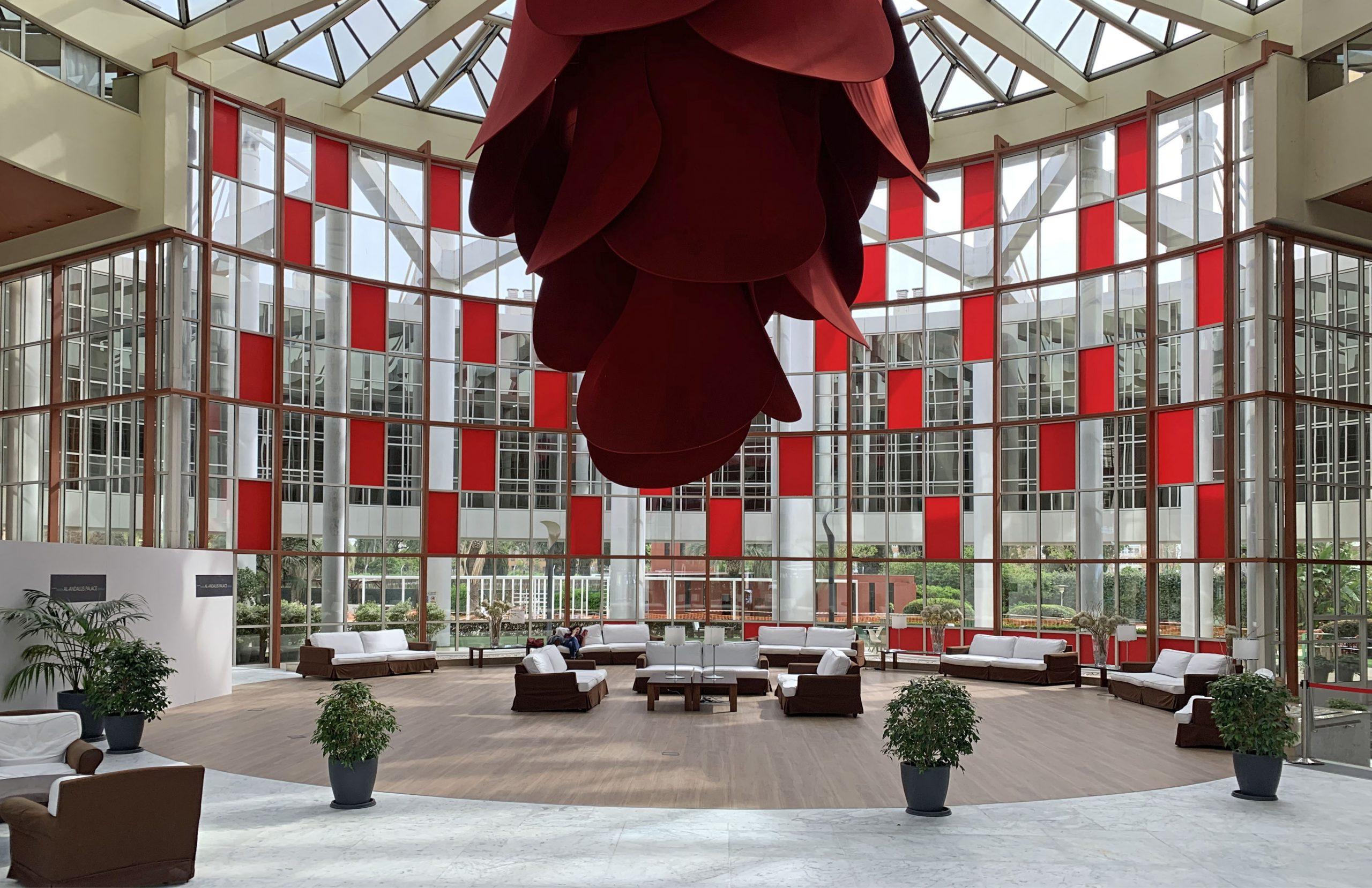 Projects we love: Hotel en Sevilla.